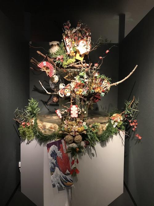 ミナーラ・金魚ミュージアム【バレンタイン】